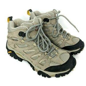 Merrell Moab Ventilator Womens Size 8 Mid Boots